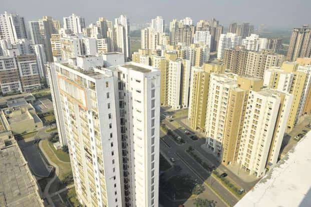 The year gone by saw a number of large investments by global majors in Indian real estate. Photo: Indranil Bhoumik/Mint