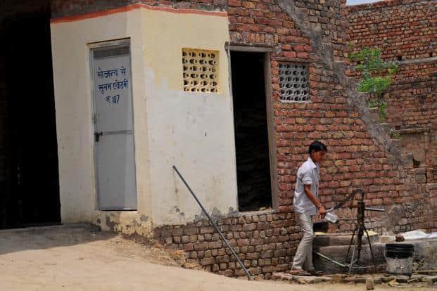 Sustainable, safe sanitation demands unimpeded toilet usage. Photo: Priyanka Parashar/Mint