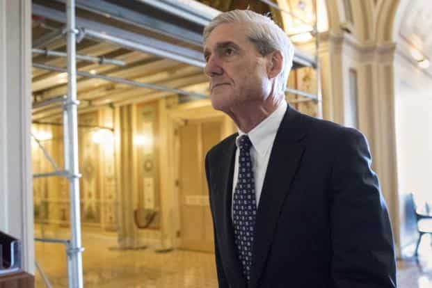 Robert Mueller has already interviewed several of the close aides and family members of US President Donald Trump over the issue. Photo: AP