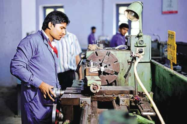 A total of 3.15 million candidates were trained by training providers during 2015-17, of whom 1.39 million candidates were placed/upskilled/self-employed in the country. Photo: Pradeep Gaur/Mint