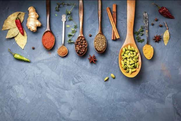 Natural spices can help combat excessive acidity in the body. Photo: iStockphoto