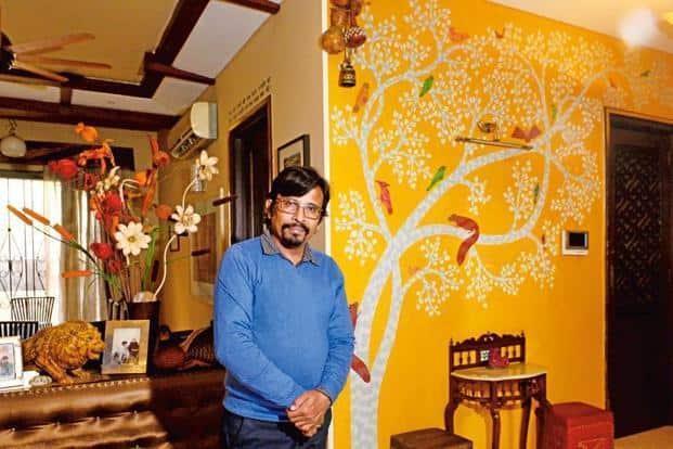 Manish Pushkale. Photo: Pradeep Gaur/Mint