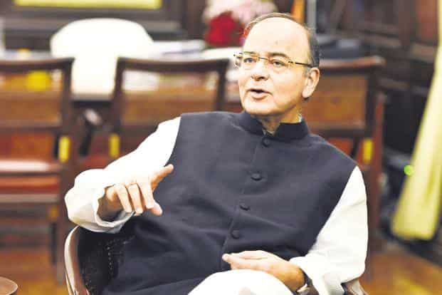Finance minister Arun Jaitley. Building rural infrastructure will be among the government's top priorities given widespread farm distress and upcoming elections to eight state assemblies. Photo: HT