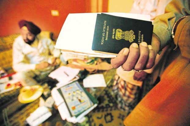 The passport will continue to be a valid address proof as the external affairs ministry has decided to continue printing the last page with personal details. Photo: Mint