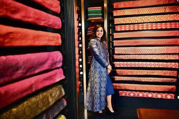 ee5f97f1167 ... Palak Shah at the Ekaya store in Delhi. Photo  Priyanka Parashar Mint