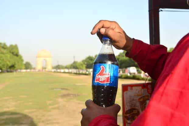 Coca-Cola India to launch Thums Up globally