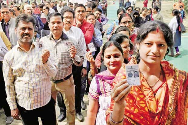 The bypolls in Uttar Pradesh will be a test for chief minister Yogi Adityanath as the results will be seen as a reflection on his government's popularity. Photo: PTI