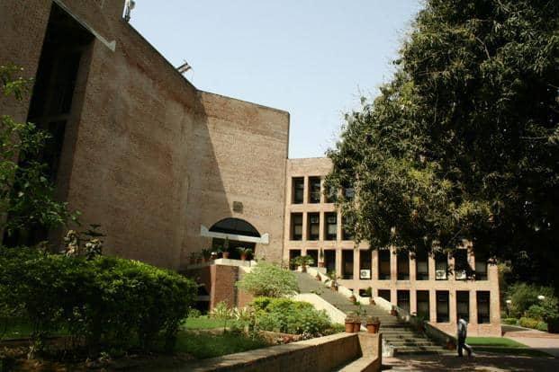 A file photo of IIM Ahmedabad. Photo: Mint