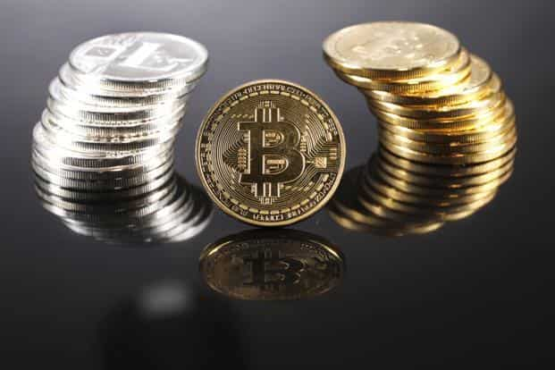 The number of tradable cryptocurrencies jumped 120% in the past year. Photo: Bloomberg