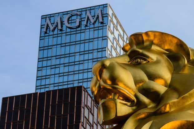 MGM Cotai, which will more than triple the number of MGM's hotel rooms in Macau to 1,972. Photo: AFP