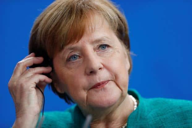 German Chancellor Angela Merkel has come under fresh internal pressure to arrange a succession at CDU. Photo: Reuters