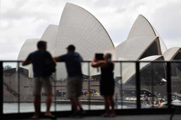 The decline in the currency from its 2011 peak during the mining boom has made Australia attractive to visitors again and local operators are scrambling to refurbish outdated tourism infrastructure or build new facilities to cope with the influx. Photo: AFP