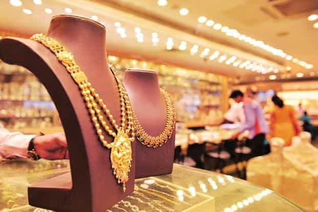 In New Delhi, gold of 99.9% and 99.5% purity plunged by Rs250 each to Rs31,450 and Rs31,300 per 10 gram, respectively. Photo: Mint
