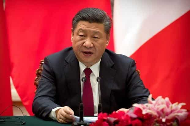 A file photo of Chinese President Xi Jinping. Photo: Reuters