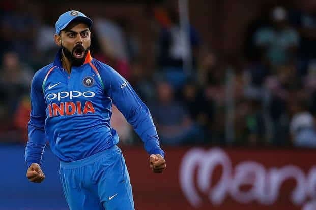 A staggering 558 runs under his belt and an emphatic 5-1 series win later, Virat Kohli was able to put the disappointments of the Test defeat to rest at the end of India's South Africa tour. Photo: AFP