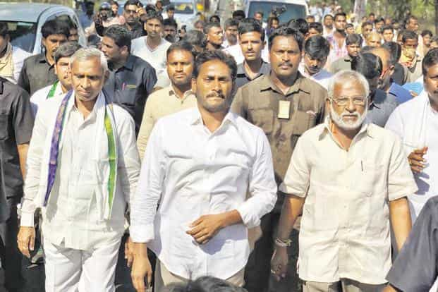 CM compromised on Andhra interests over special category status