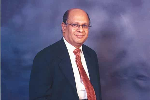 Marti Subrahmanyam, Charles E. Merrill professor of finance and economics at the Stern School of Business at New York University.