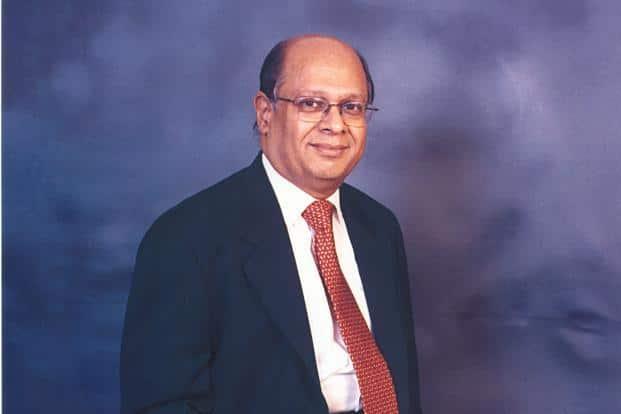 Marti Subrahmanyam, Charles E. Merrill professor of finance and economics at the Stern School of Business at New York University.