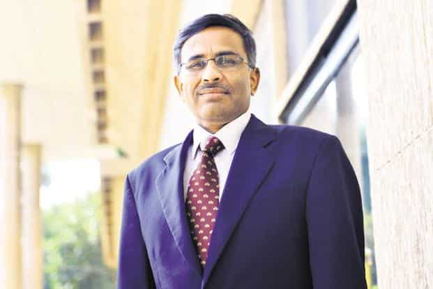 Investors have been bullish with their start-up investments over the past 12-14 months, and it's time domestic investors participate in that growth story, says NSE CEO Vikram Limaye. Photo: Pradeep Gaur/Mint