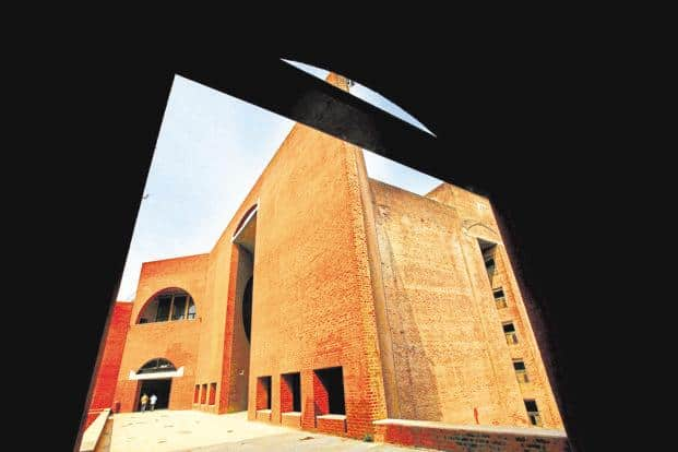 IIM-A will help in designing the course, teaching, helping in faculty recruitment and working on joint projects. Photo: HT
