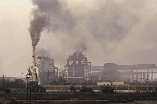 CPCB and the state pollution control boards (SPCBs) have been pursuing industries to install air pollution control equipment to comply with emission standards prescribed under the Environment Protection Act 1986. Photo: Mint