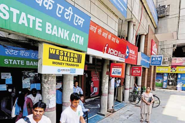 Sixteen PSBs posted net losses in the December quarter, led by State Bank of India (Rs2,416 crore) and Bank of India (Rs2,342 crore). Photo: Pradeep Gaur/Mint