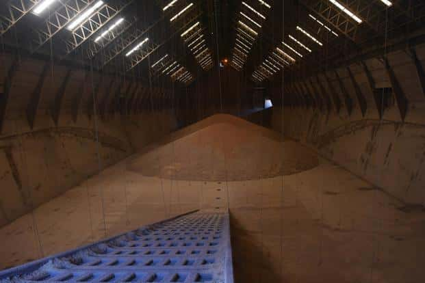 India produced around 8.3 million to 8.5 million tonnes of soybeans at the end of 2017, down from more than 11 million tonnes a year ago. Photo: Reuters