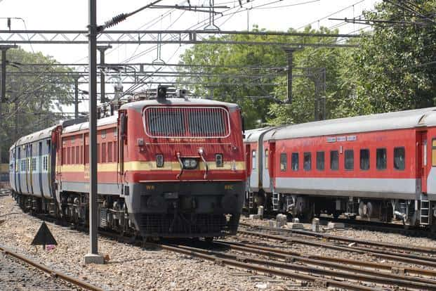 The total running rail track has grown at a disappointing 0.9% CAGR since FY01. Photo: Mint