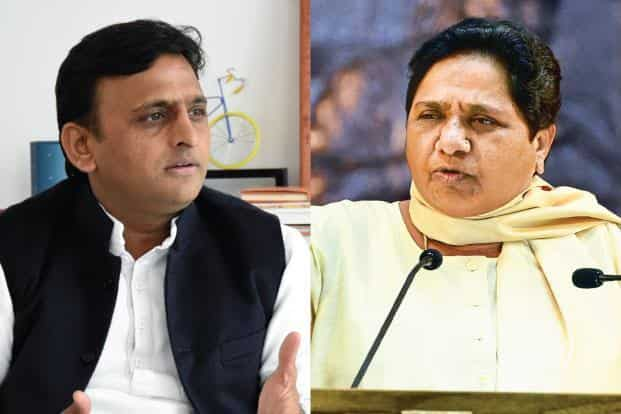 BJP has a real challenge in 2019 Lok Sabha elections if Akhilesh Yadav's Samajwadi Party and Mayawati's Bahujan Samaj Party decide to continue with the alliance and contest against the saffron party.
