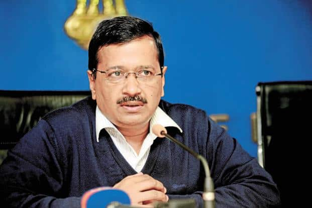File photo: Delhi chief minister Arvind Kejriwal. Last month, the home ministry had issued an order transferring nine IAS officers of Delhi government, including Prashant Kumar Panda. Pics: Ramesh Pathania/Mint