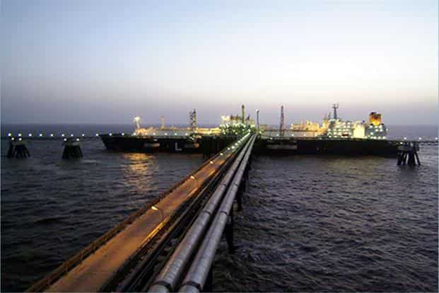 Petronet is preparing to invest as much as Rs1,500 crore on a network of LNG filling stations on highways to promote the use of the fuel by trucks and buses. Photo: AP