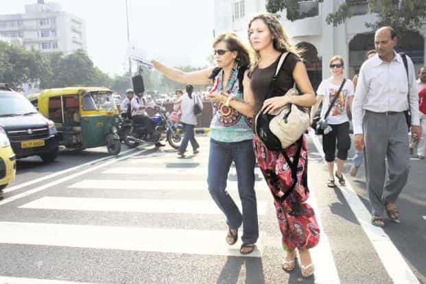 In the past, foreigners could apply for an Indian e-visa only from the country they were residing in for a period of two years or more. File photo: HT