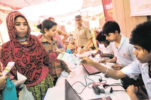 According to UIDAI CEO Ajay Bhushan Pandey, before the enacment of the Aadhaar Act, state governments were registrars of UIDAI, which means they used to enrol people for Aadhaar. Photo: Photo: Priyanka Parashar/Mint