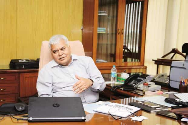 Trai chairman R.S. Sharma. The pilot projects for public Wi-Fi hot spots were conducted in Noida and Bengaluru. Photo: Ramesh Pathania/Mint