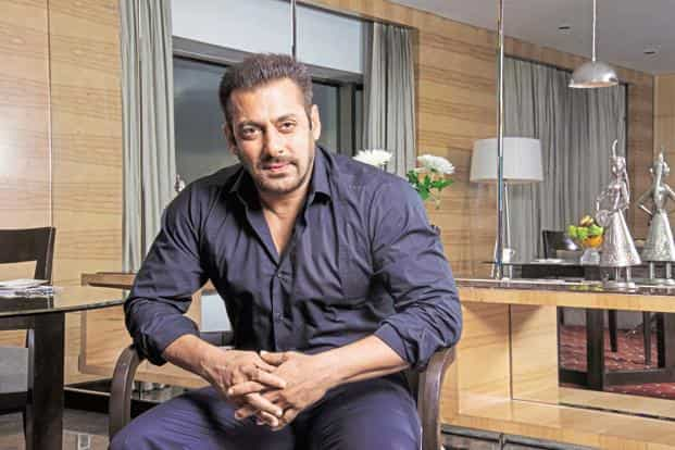 According to celebrity managers, Salman Khan charges Rs5-10 crore per year for brand endorsements depending on the size of the contract and the company. File photo: Aniruddha Chowdhury/Mint