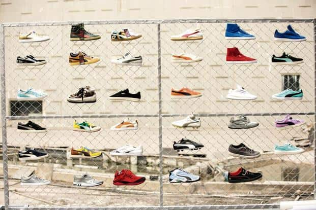 Sneaker Pimps, in collaboration with Puma, is in India for its maiden tour.