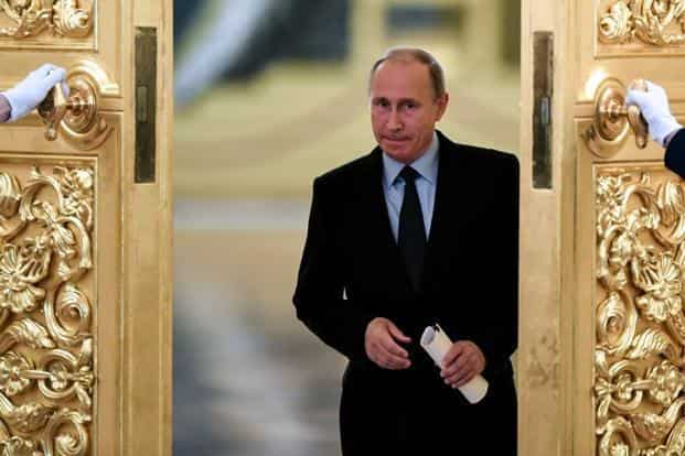 Vladimir Putin Eyes Fourth Term As Russians Go To Polls