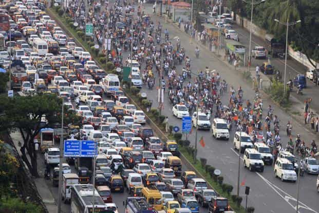 File photo. Our cities do not have proper spatial plans. Photo: HT