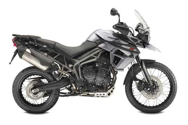 Triumph Motorcycles Launches Tiger 800 Bikes Range Priced Upto Rs13