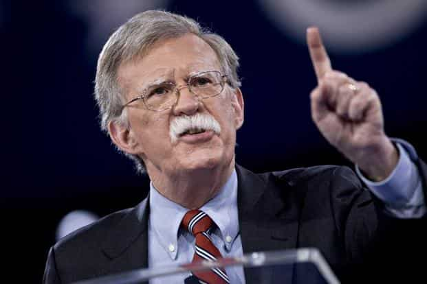 John Bolton is best known for his ardent support of the 2003 US invasion of Iraq and he has since served as a Fox News contributor and senior fellow at the conservative-leaning American Enterprise Institute. Photo: Bloomberg