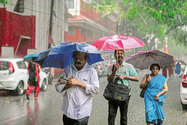 Monsoon season delivers about 70% of India's annual rainfall and is key to the success of the farm sector, which accounts for about 15% of India's $2 trillion economy but sustains nearly two thirds of the country's 1.3 billion people. Photo: Mint