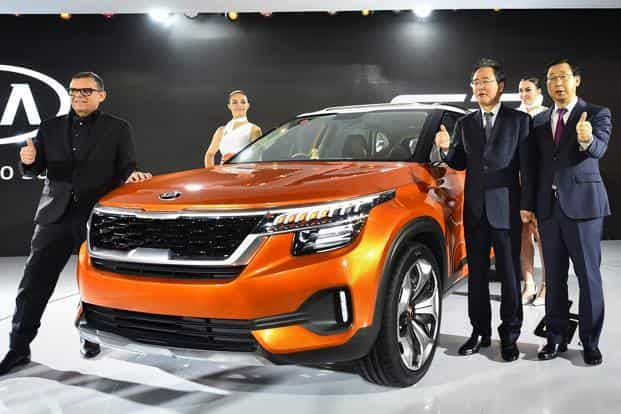 Kia Motors May Bid For Electric Car Tenders After It Andhra Plant Is