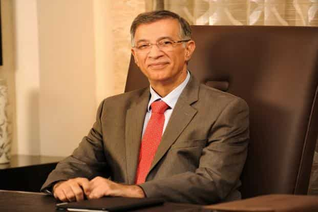If H-Energy succeeds in the way Darshan Hiranandani plans to do, in five years' time, he will be bigger than me in terms of volume of turnover at least, says Hiranandani Group co-founder Niranjan Hiranandani (in photo).