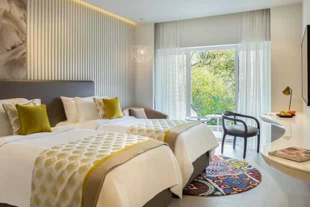 The Park Hotels' new 28-room hotel in Goa will serve only patrons above 18 years.