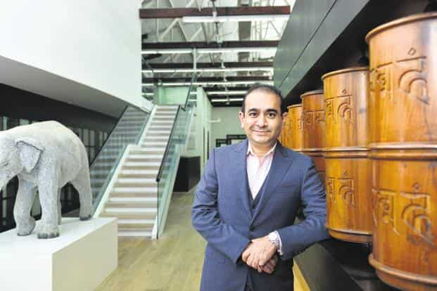 Billionaire diamond jeweller Nirav Modi is at the centre of the Rs13,000 crore PNB fraud. Photo: Aniruddha Chowdhury/Mint