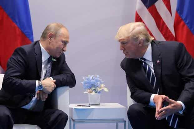 The expulsions are the most aggressive US move against Russia under Donald Trump, who has sought a closer ties with President Vladimir Putin while at the same time introducing new Russia sanctions. Photo: Reuters