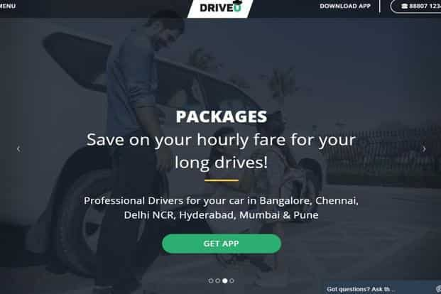 DriveU, operated by Bengaluru-based Humble Mobile Solutions Pvt. Ltd, lets customers summon a driver for intra-city as well as outstation travel over an app, its website and through a call centre number.