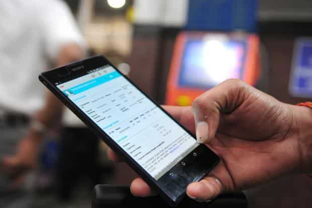 Once launched, IRCTC's payment gateway will eat into the business of payment firms such as Razorpay, Mobikwik and Paytm, who currently power IRCTC's railway ticket booking transactions. Photo: Indranil Bhoumik/Mint