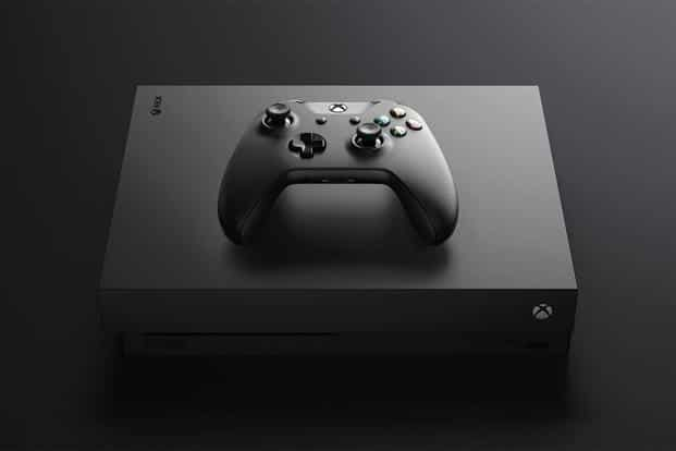 Microsoft Xbox One X is priced at Rs44,990.
