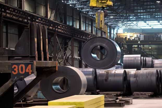 Only two players, ArcelorMittal and Numetal Mauritius, had submitted bids for Essar Steel on 12 February in the first round but both were rejected. Photo: AP